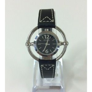 Michael Kors Watch MK-2039 Spinner Face Silver